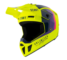 Kenny Performance Helm Neon Yellow 2021