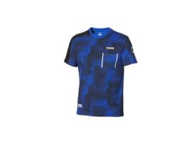 Yamaha  Paddock Blue Heren Camo T-shirt