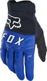 Fox Dirtpaw Glove Blue 2022