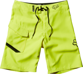 Fox Overhead Boardshort Youth Fluo Yellow