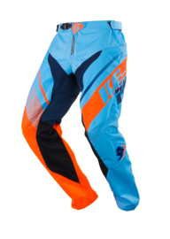 Kenny Track Pant Youth Blue Orange 2018