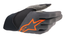 Alpinestars Dune Glove Dark Grey Orange 2021