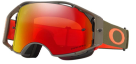 Oakley Airbrake Dark Brush Prizm Torch Iridium