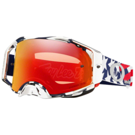 Oakley Airbrake TLD Patriot RWB Prizm Torch