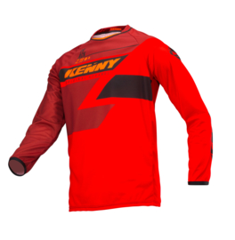 Kenny Track Jersey Full Red 2019
