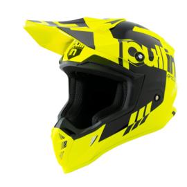 Pull-in Helmet Race Neon Yellow 2021