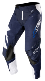 Alpinestars Techstar Factory Pant White Dark Navy 2019