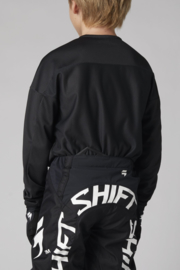 Shift White label Youth Bliss Jersey Black/White 2021