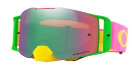 Oakley Frontline Flo Pink Yellow Prizm Mx Jade Iridium Lens