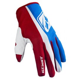 Kenny Strike Handschoen Blue Red