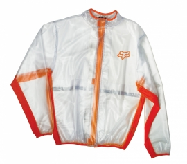 Fox Mx Fluid Jacket Volwassen Orange