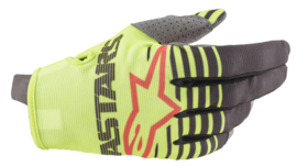 Alpinestars Youth Radar Glove Yellow Black 2020