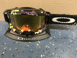 Oakley Proven Purple Yellow White Black
