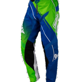 Kenny Track Pant Green Fluo Blue 2016