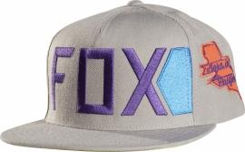 Fox Extrovert Grey Snapback