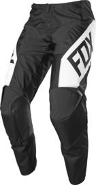 Fox 180 REVN Pant Black White 2021