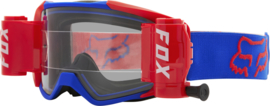 Fox Vue Stray Roll Off Goggle Blue Red