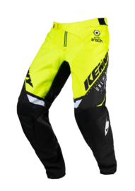 Kenny Track Pant Youth Neon Yellow 2021