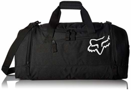 Fox Duffle Bag Black