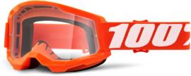 100% The Strata 2 Orange