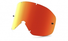 Oakley O2mx Tear-off Fire Iridium Lens