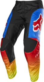 Fox 180 Fyce Pant Blue Red Youth 2020