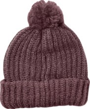 Fox Indio Beanie Purple
