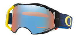Oakley Airbrake Equaliser Blue Yellow Prizm Sapphire