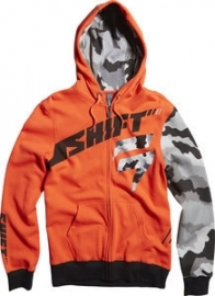 Shift Suppressor Hoody Red