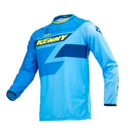Kenny Track Jersey Youth Full Blue 2019