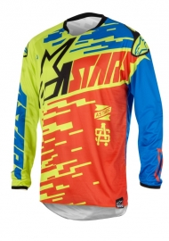 Alpinestars Racer Braap Jersey Red Blue