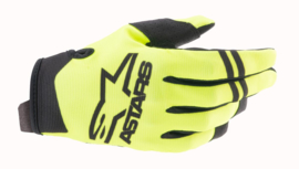 Alpinestars Radar Glove Yellow Fluo Black 2021
