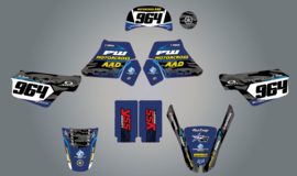 Stickerset PW50