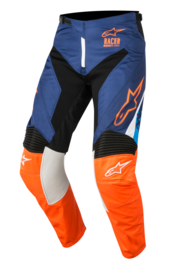 Alpinestars Racer Supermatic Pant Dark blue Orange