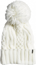 Fox Legendary Pom Beanie White