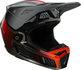 Fox V3 RS Wired Helmet Steel Grey 2021