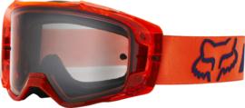 Fox Vue Mach One Goggle Fluo Orange