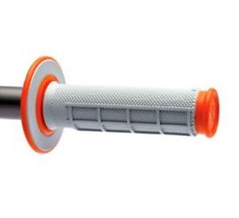 Renthal Dual Layer Grip Orange Dual Series