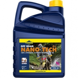 Nano Tech Off Road 4+ 10W-40 4lt