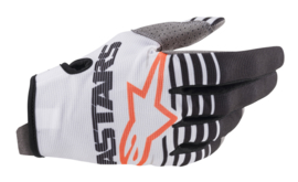 Alpinestars Radar Glove White Black 2020