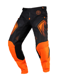 Kenny Titanium Pant Black Orange 2021