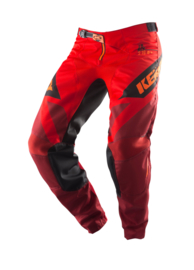 Kenny Track Pant Full Red 2019
