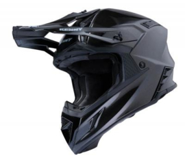 Kenny Trophy Helm Glossy Black Metalic  2020