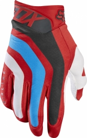 Fox Airline Seca Glove Red