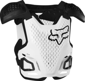 Fox R3 BodyProtector White L/XL