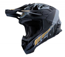 Kenny Trophy Helm Black Gold 2020
