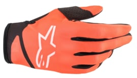 Alpinestars Radar Glove Orange Black 2022