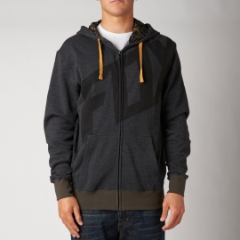 Fox Tainted Zip Fleece