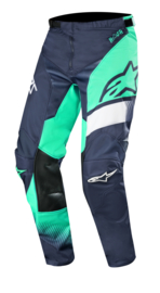 Alpinestars Racer Supermatic Pant Dark Navy Teal 2019