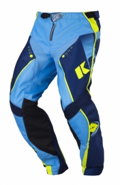 Kenny Track Pant Youth Navy Cyan Yellow 2017